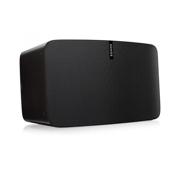 Sonos PLAY:5 Der ultimative Multiroom Smart Speaker für Wireless Music Streaming (schwarz)