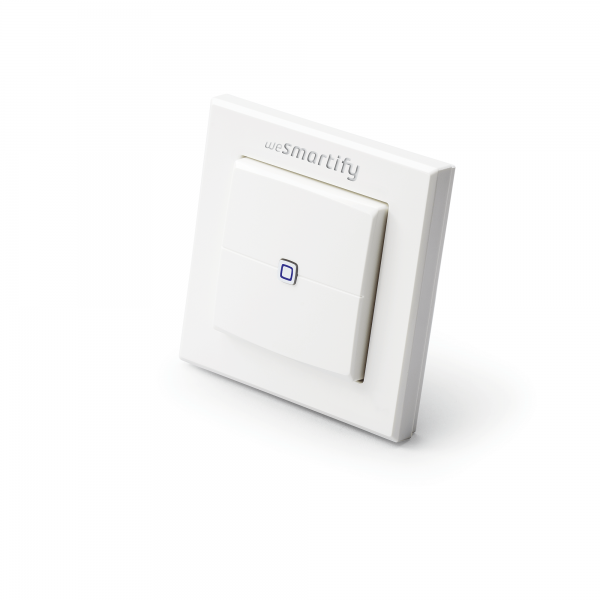 wesmartify Wandtaster 2-fach – Homematic IP kompatibel