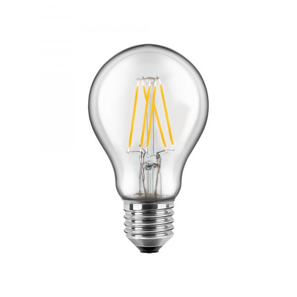 3er-Set BLULAXA® LED Filament Lampe Birnenform 7 Watt WW