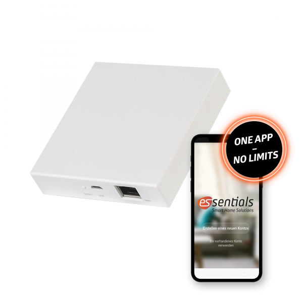 essentials Smart Home Zentrale
